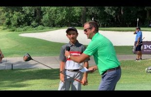 2019 STPGA Summer Championships Interview