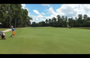 STPGA JT Summer Championship (Woodlands CC) Day 1