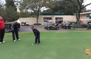 Putting Lesson – Bryan Gathright