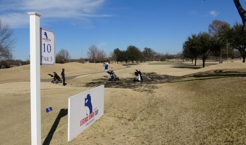 Legends Junior Tour Dallas Athletic Club Day 1