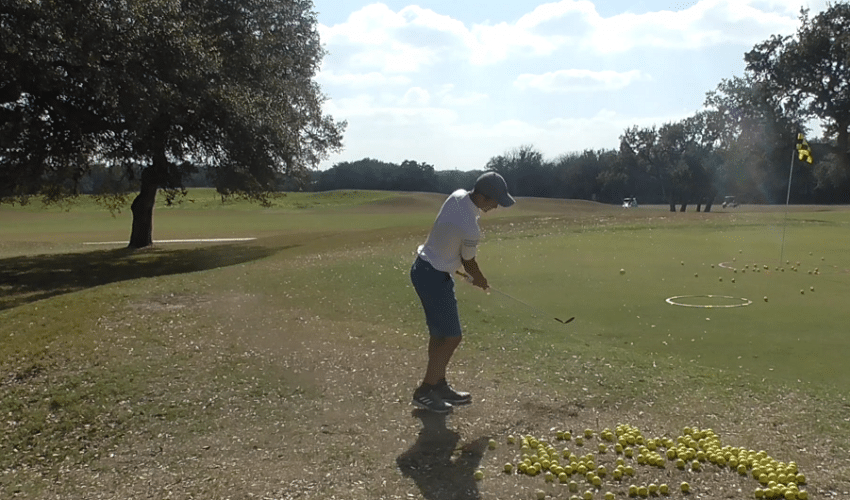 Practice 10 Yard Chips